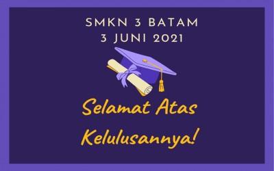 Pengumuman Kelulusan TP. 2020/2021
