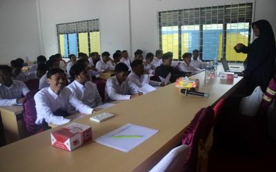 Penjaringan Alumni SMK Negeri 3 Batam oleh DU/DI